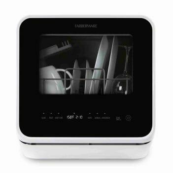3-Farberware-Professional-Countertop-Full-console-Dishwasher